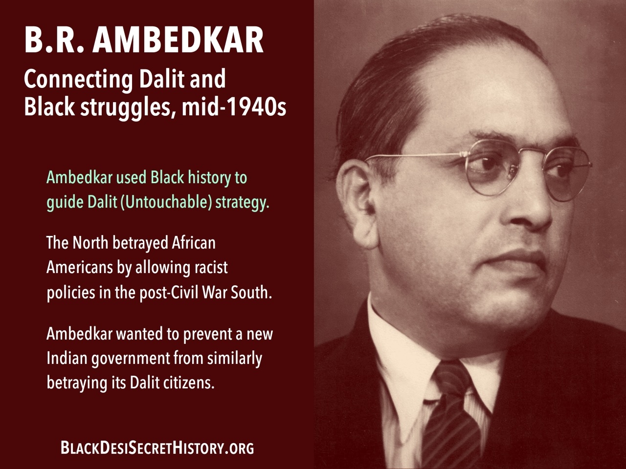 B.R. AMBEDKAR,