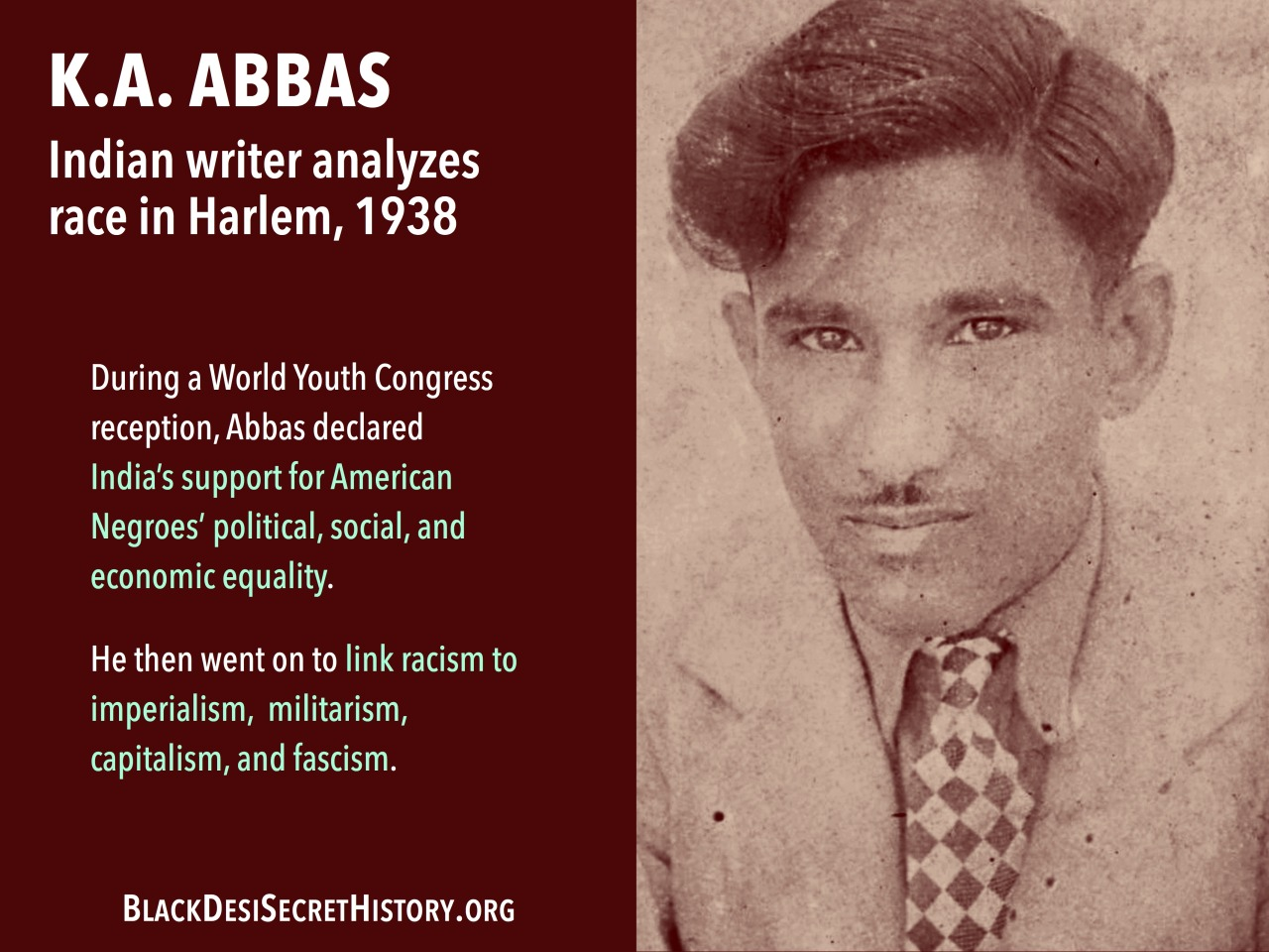 K.A. ABBAS,