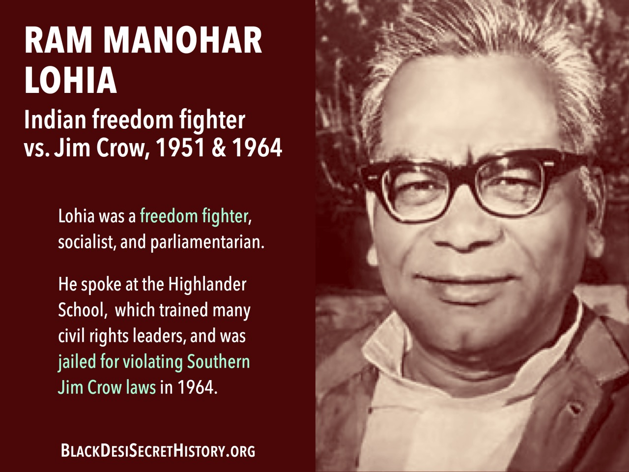 RAM MANOHAR LOHIA,