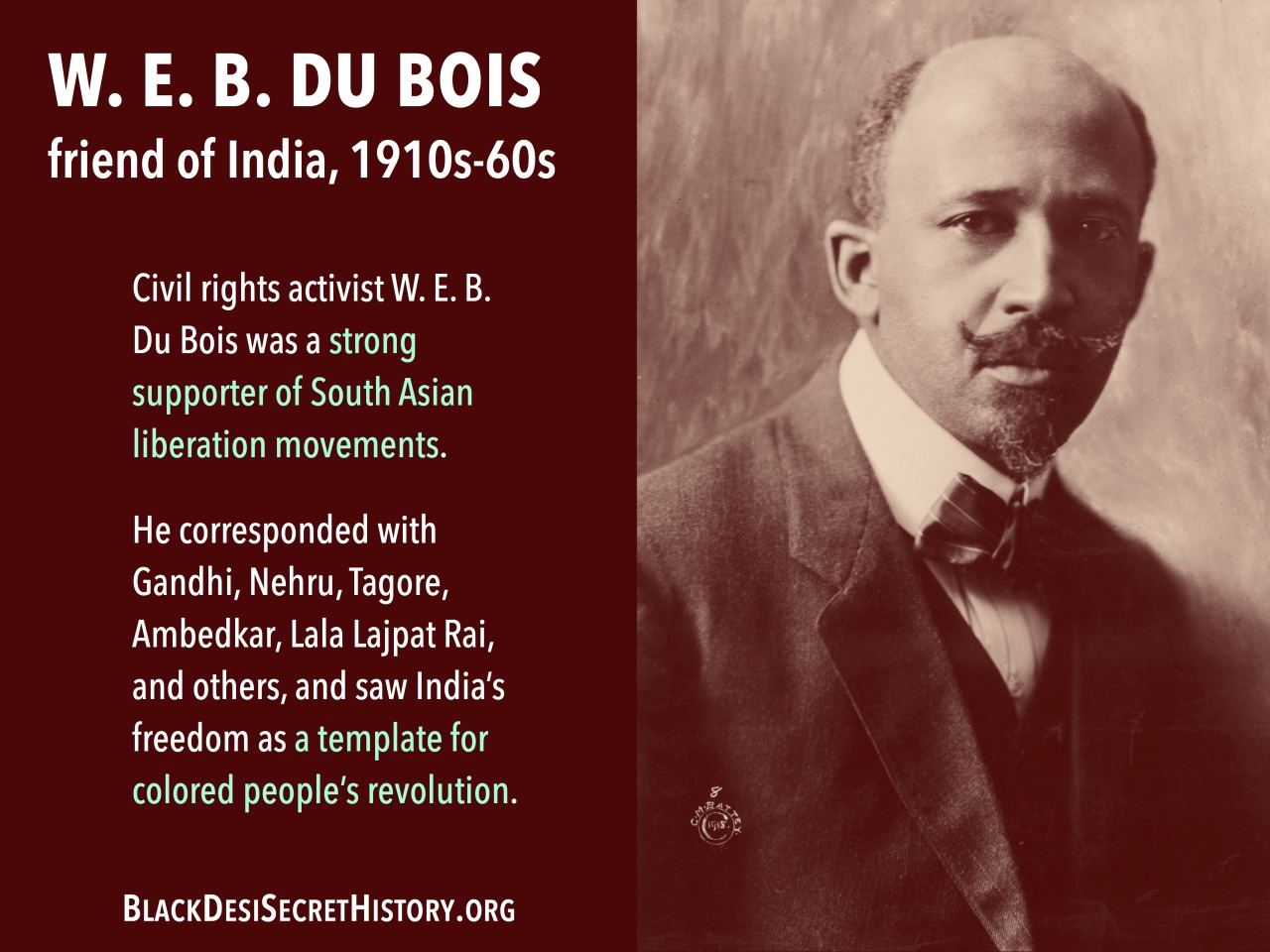 W. E. B. DU BOIS,